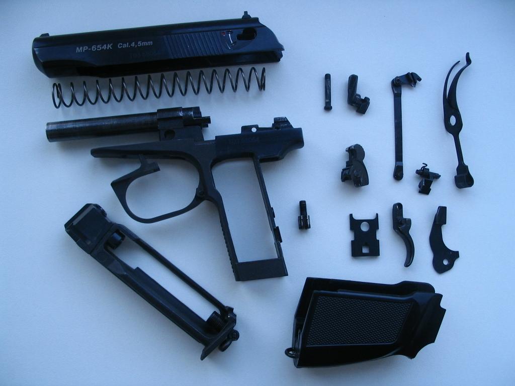путешествие Можно ли вернуть пневматический пистолет в магазин длился